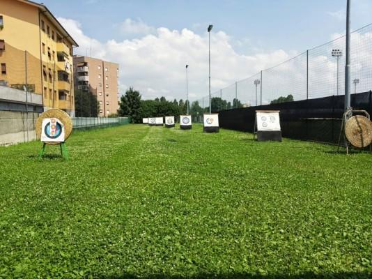 Campo di tiro al centro sportivo Scirea