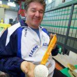 Rolly con la medaglia paralimpica di Rio 2016
